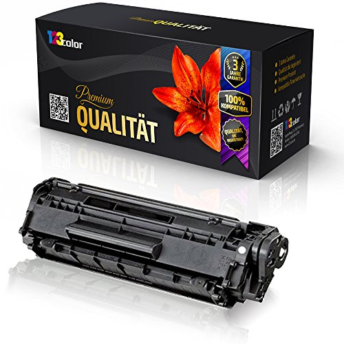 Alternative Tonerkartusche für Canon I-Sensys MF4660 MF4690 MF4690pl PC-D440 PC-D450 Black XXL - Toner Plus Serie