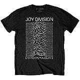 Joy Division Men's Unknown Pleasures T-Shirt Black