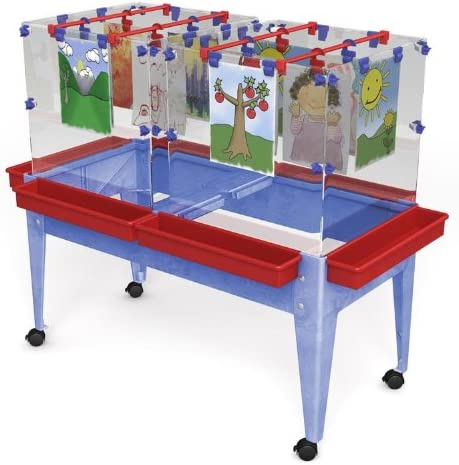 Manta Charlotte Mall Ray S13838 Toddler 6 Saver Easel Space Free Shipping New Station