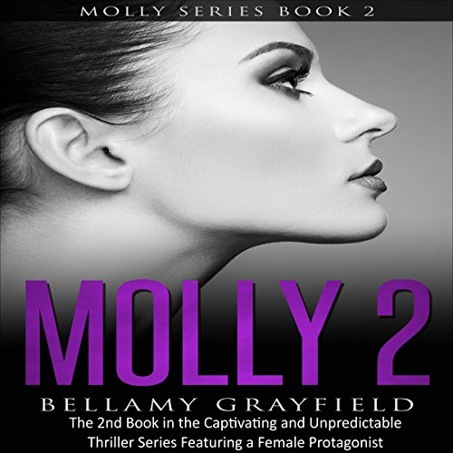 Molly 2 audiobook cover art