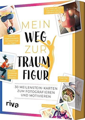 Mein Weg zur Traumfigur: 30 Meilenstein-Karten zum Fotografieren und Motivieren