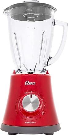 Liquidificador Super Chef 127v Oster Vermelho 110v