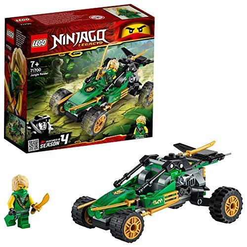 Lego71700NINJAGOLegacyLloydsDschungelräuberAutomitMinifigurLloyd,TurnierderElementeBauset