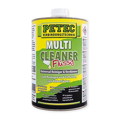 PETEC 82100 Kaltreiniger Multi Cleaner Reiniger flüssig 1000ml TRANSPARENT