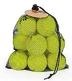 SPORTSPET - Balón de Tenis (200 g), Color Amarillo