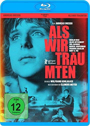 As We Were Dreaming (2015) ( Als wir träumten ) (Blu-Ray)