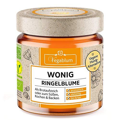 Vegablum Wonig Ringelblume bio - Die vegane Alternative zu Honig, 225 g