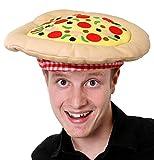 I LOVE FANCY DRESS LTD Pizza Hut AUSGEFALLENE Kleid ZUBEHÖR Hut NEUHEIT Kopfbedeckungen...