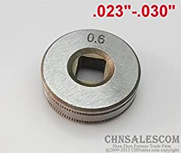 Mig Welder Wire Feed Drive Roller Roll Parts 0.6-0.8 Kunrle-Groove .023