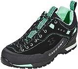 GARMONT Dragontail LT Schuhe Damen Black/Light Green Schuhgröße UK 5 | EU 38 2019