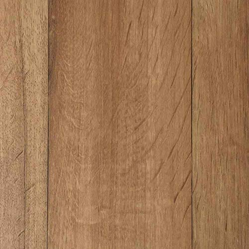 PVC-Bodenbelag XL Holzdielenoptik Hell | Muster | Vinylboden versch. Längen & Breiten | Fußbodenheizung geeignet | Pflegeleichte & rutschhemmende PVC Planken | Stark strapazierfähiger Fußboden-Belag