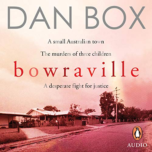 Bowraville audiobook cover art