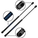 ARANA Qty(2) C1620651 18.7' Force 39 Lbs Per Prop Lift Supports Struts Gas Spring Shocks for Camper Window Shell Truck Topper A.R.E. Leer Shell Pickup Canopy Lid C16-20651 (Ext. length 18.70 inch)