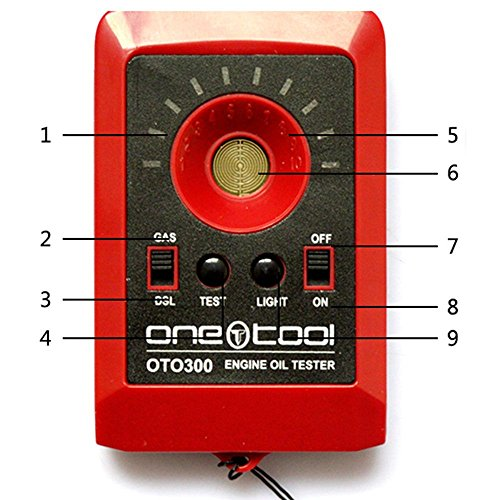Cheapest Price! FVDI OTO300 Motor Engine Oil Tester - Instantly Know If Your Oil Needs Changing