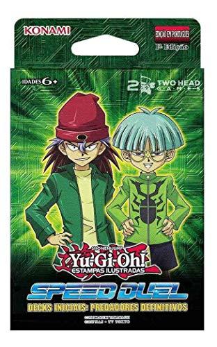 Deck Yu-Gi-Oh! Speed Duel Duelo Rápido Predadores Definitivos SUIKA