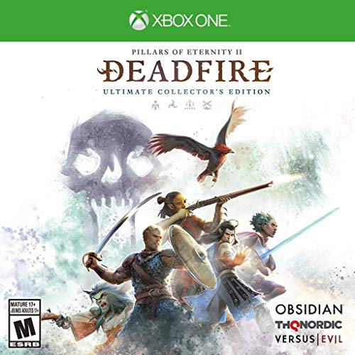 Pillars of Eternity II: Deadfire - Ultimate Collector's Edition - Xbox One