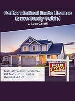 California Real Estate License Exam Study Guide