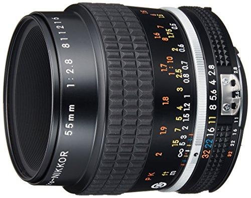 Nikon 単焦点マイクロレンズ AI マイクロ 55 f 2.8S フルサイズ対応