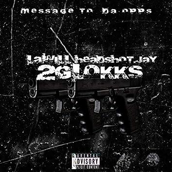 2glokks (feat. Headshot.Jay)