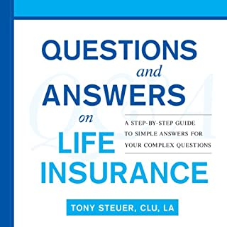 Questions and Answers on Life Insurance cover art