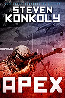 APEX: A Black Flagged Thriller (The Black Flagged Series Book 3) by [Steven Konkoly]