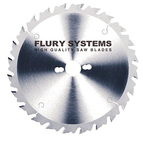 Flury HM-Blatt 330 x 30 mm Z. 24 WZ LWZ rückschlagarm Kreissägeblatt Sägeblatt