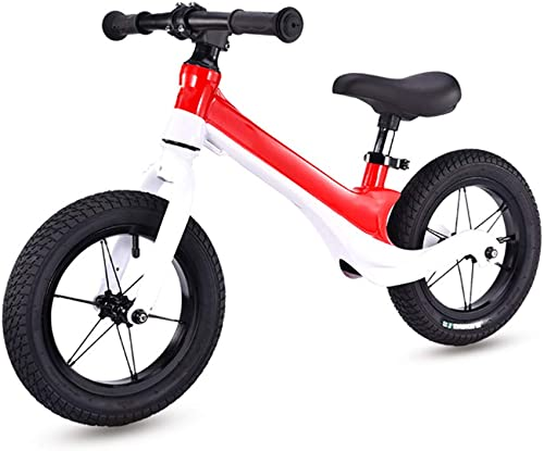 hasta un 60% de descuento WHTBOX Equilibrio De La Bici Bicicleta Bicicleta Bicicleta de Equilibrio De Entrenamiento,Deporte,Bebé,Base Oscilante,Ligero,Manillar Ajustable,Niño de 2 A 6 años,rojo  el mas de moda
