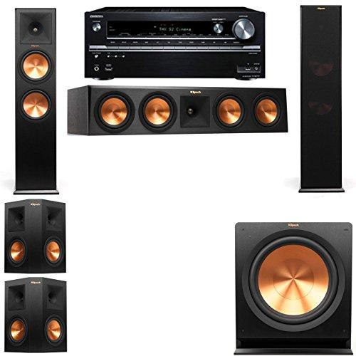 Sale!! Klipsch RP-280F Tower Speakers-5.1-Onkyo TX-NR838