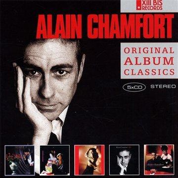 Original Album Classics : Amour, année zéro / Secrets glacés / Tendres fièvres / Neuf / Personne n\'est parfait (Coffret 5 CD)