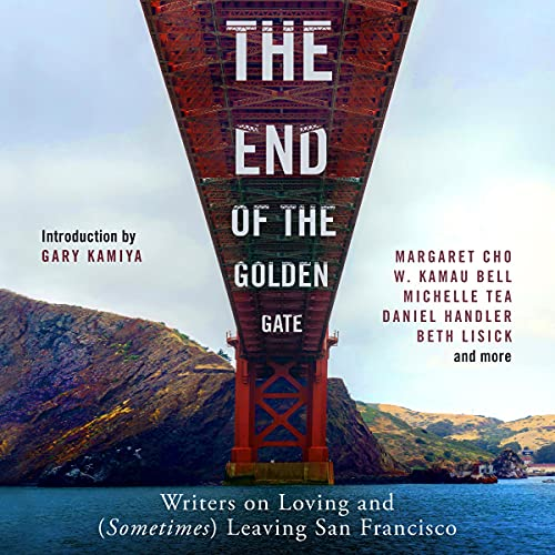 『The End of the Golden Gate』のカバーアート