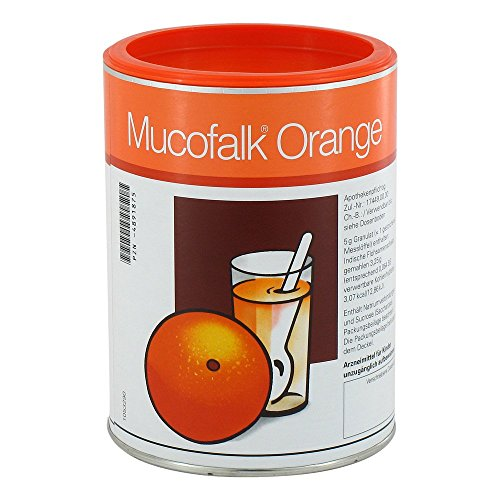 Mucofalk Orange Granulat, 300 g Pulver