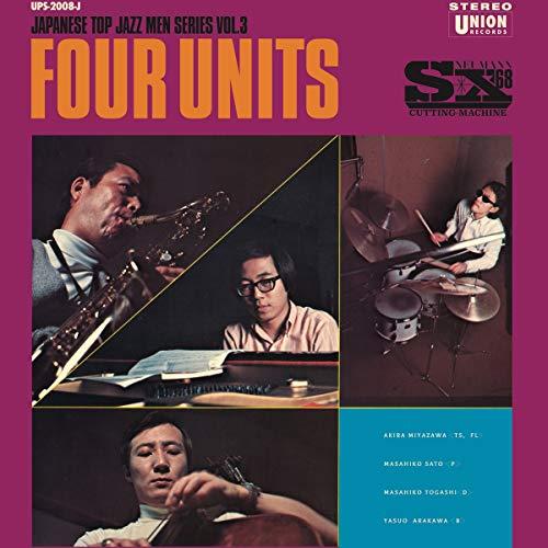Four Units 3 [Disco de Vinil]