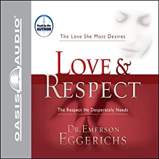 Love & Respect audiobook cover art