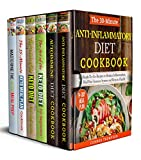 The Complete AIP Keto Cookbook: 6 Book Set: The Anti-Inflammatory Diet, The Autoimmune Diet, The Art of the Keto Diet, The Science of the Keto Diet, The Keto Meal Plan & Mastering the Keto Meal Prep