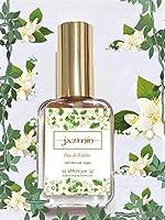 JAZMÍN Eau de Toilette para ella 50 ml VEGAN natural 100% con aceite esencial sin quimicos