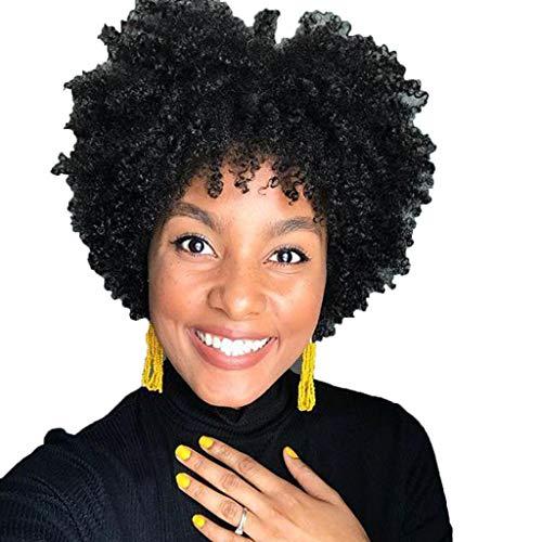 Fgertt Fashion Haute Qualité Perruque Pour Femme Nouvelles Perruques Pour Femmes, Femmes, Perruques De Mode, Perruques SynthéTiques De Black Hairshort, Perruque De Cheveux