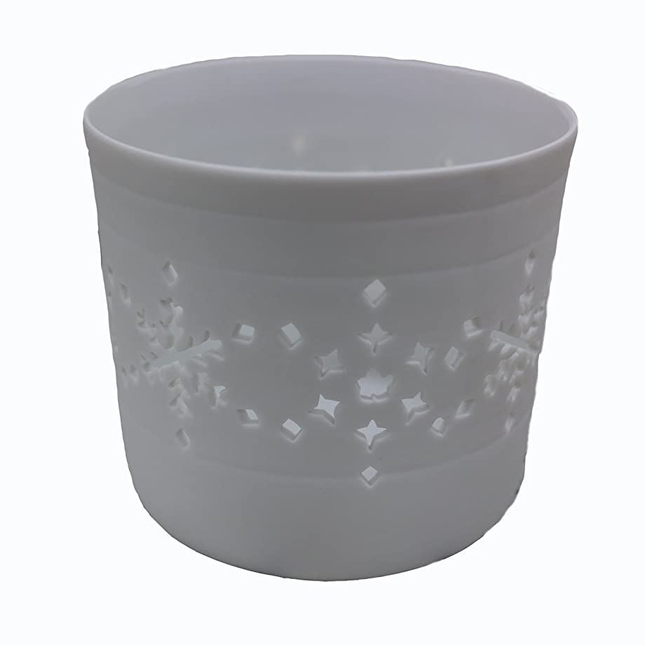 アサート貯水池あなたが良くなりますキャンドルカップ(ティーライト付き) 結晶