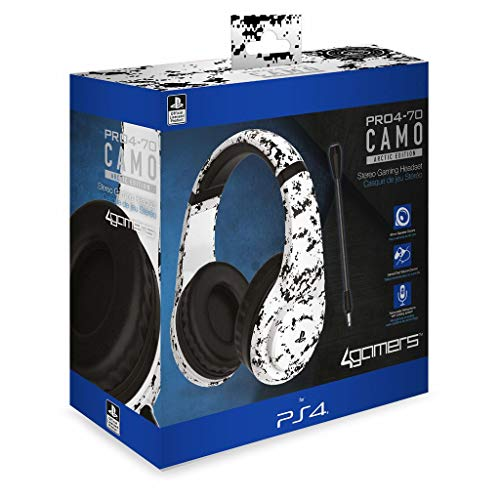 Stereo Gaming PRO4-70 Headset - Camo Edition- Arctic [PS4]