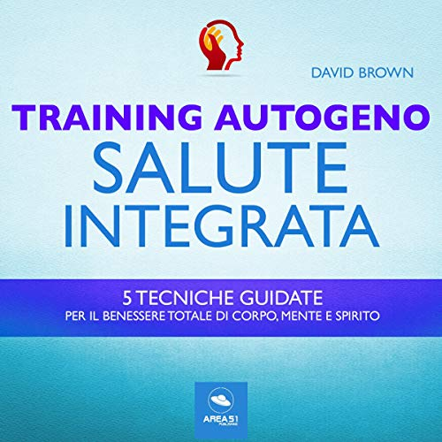 Training Autogeno. Salute integrata cover art
