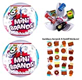 Best Brands - 5 Surprise (2 Pack) Mini Brands Collectible Capsule Review