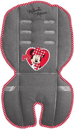 Disney Couverture de Siège Bébé Poussette Capitonné Minnie