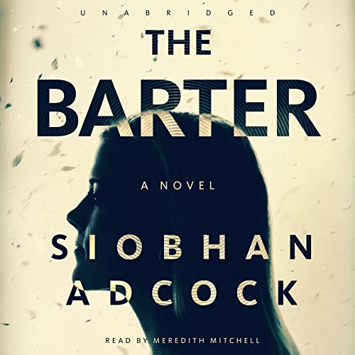 The Barter audiobook cover art