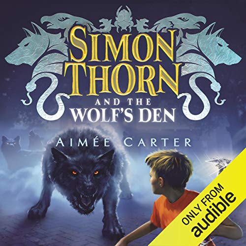 Couverture de Simon Thorn and the Wolf's Den