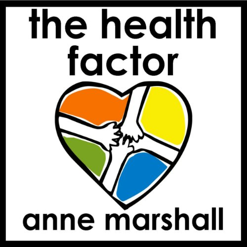 The Health Factor audiobook cover art