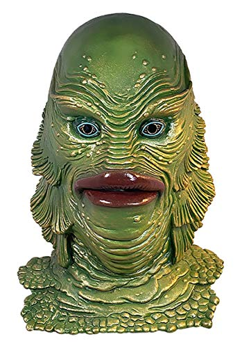 Universal Studios The Creature Mask for Adults Standard Green