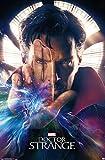 Trends International Doctor Strange-One Sheet Premium Wall Poster, 22.375' x 34'