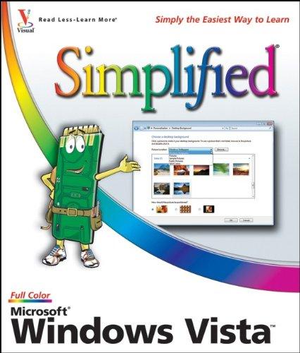 Microsoft Windows Vista Simplified