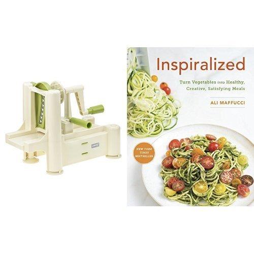 Cortador de verduras Lurch Spirali y libro de recetas para s