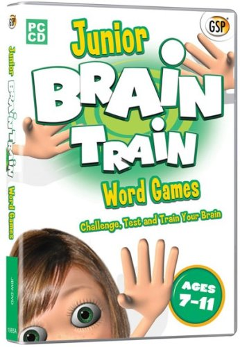 Junior Brain Train Word Games (PC)