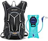 Arvano Hydration Backpack Bike with...